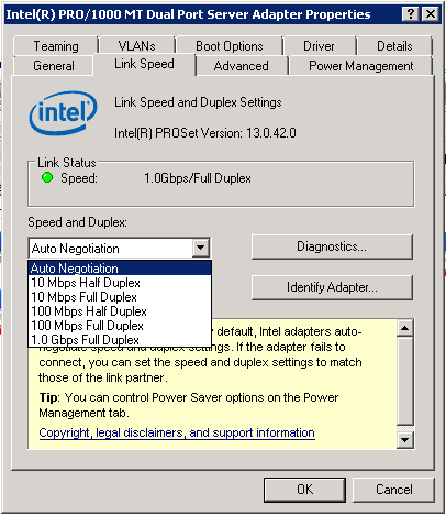 Intel 1GbE